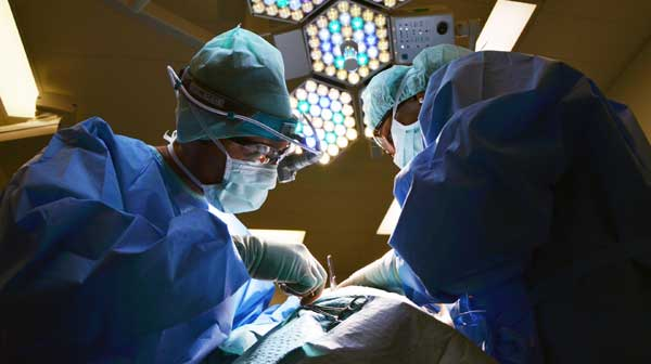 Opération maladie de Crohn